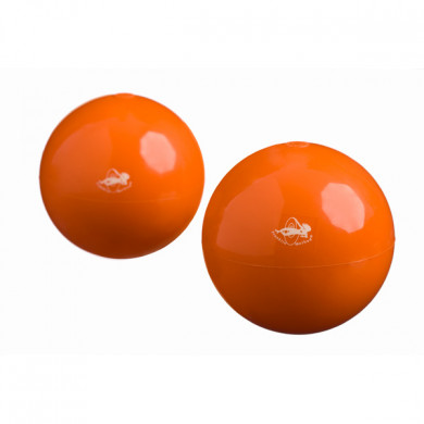 Franklin Orange soft ball (2 stk)