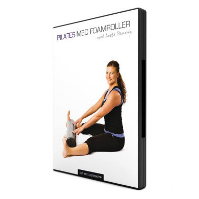 Pilates med foam roller (excl. foam roller)