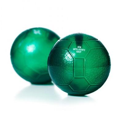 Grønne mini bolde (2 stk)