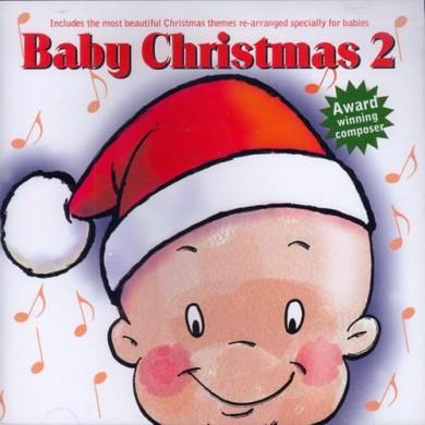 Glad jul Baby 2
