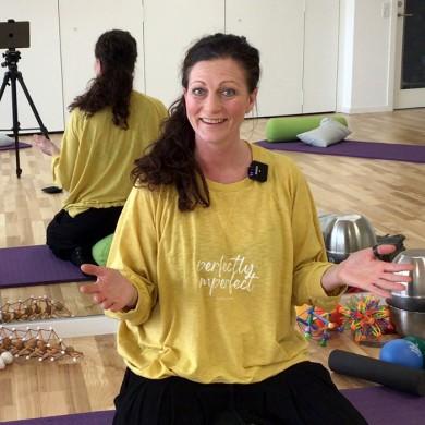 5 uger med åndedrættet (Online træning) inklusiv redskaber