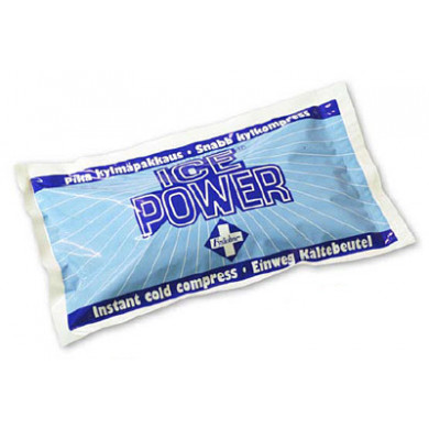 Ice Power Engangs kuldepakning