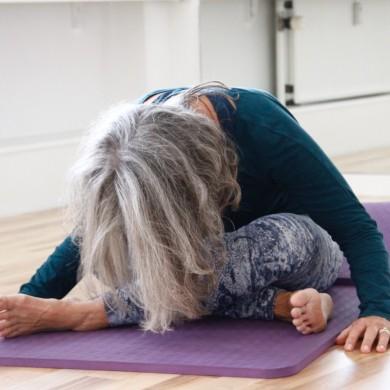 Holdtræning, Yin Yoga