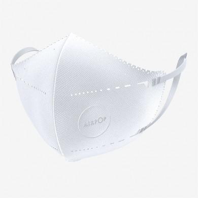 Airpop Pocket 2-pack mundbind/maske (Hvid)