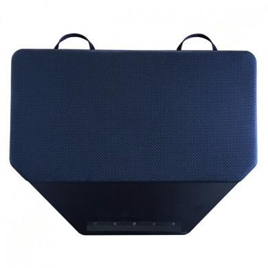 Allegro polstret footplate