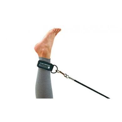 Justerbare Velcro Ankelmanchetter, Par