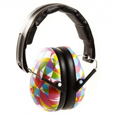 Banz høreværn 2-10 år (Mønstret)