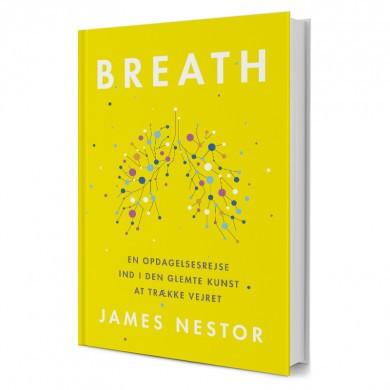 Breath : En opdagelsesrejse ind i den glemte kunst at trække vejret