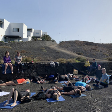 Learn to Breathe at Club La Santa Lanzarote April 2021 (for everybody)