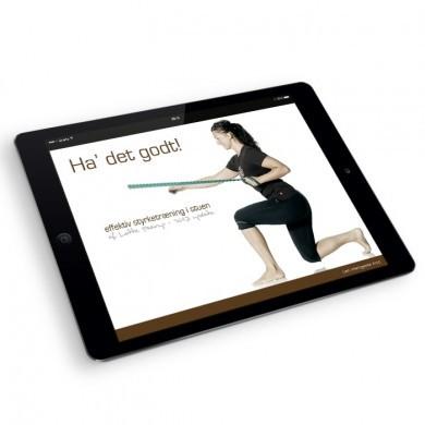E-Bog : Effektiv styrketræning i stuen 2017