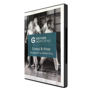 Gotved Energi & Krop, Bevægelse & afspænding (CD)