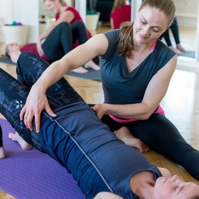 Individuel fysioterapeutisk træning - 1 træningslektion