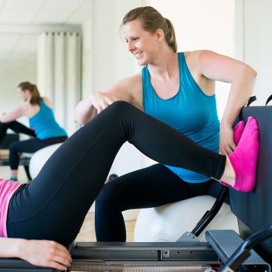 Individuel fysioterapeutisk træning - 10 træningslektioner