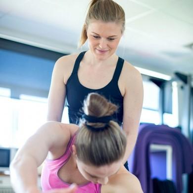 Individuel fysioterapeutisk træning - 3 træningslektioner