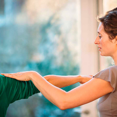 Kroppen taler altid sandt - kursus i kropsterapeutisk yoga