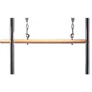 Lang Roll-Down Bar (76 cm) med indre kroge