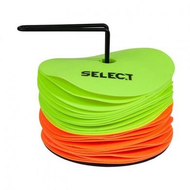 Markeringsmåtter, Select (24 stk)