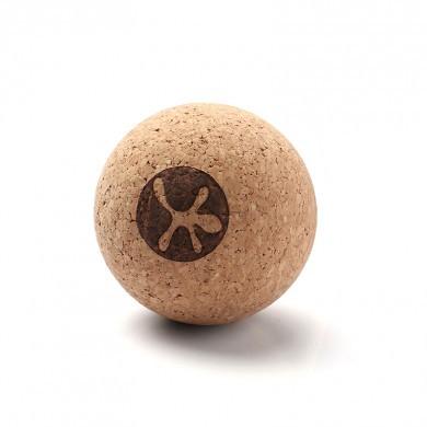 Kork massagebold (6 cm)