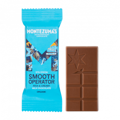 Montezumas Mini Bar - Smooth Milk