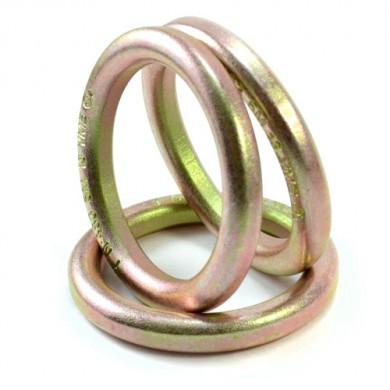 O-ring i stål (1 stk)