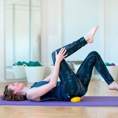 Pilates og fascia release