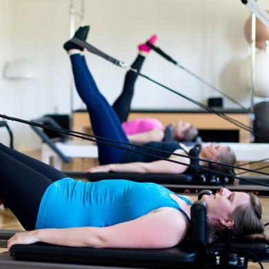 Holdtræning, Funktionel Pilates Reformer