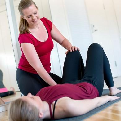 Pilates Matwork/Reformer eksamen