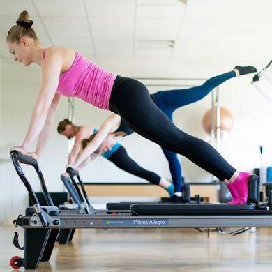Pilates Reformer udd - Modul 1
