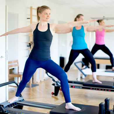 Workshop - Pilates Reformer