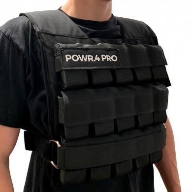 POWR.4 PRO Justerbar Vægtvest (30 kg)
