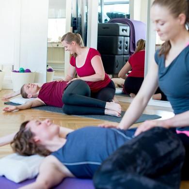 Pre-Pilates kursus
