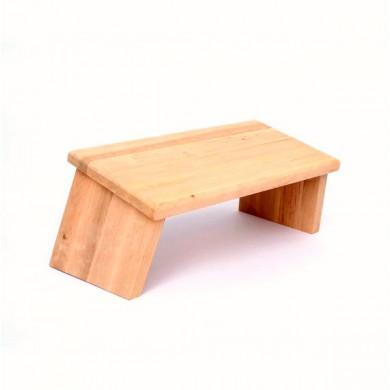 Seiza stol (Meditationsskammel)