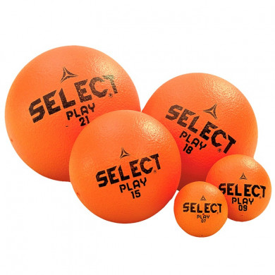 Select Play skumbold med PU hud overflade