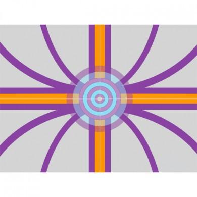 SMCOR Laser Target Cross
