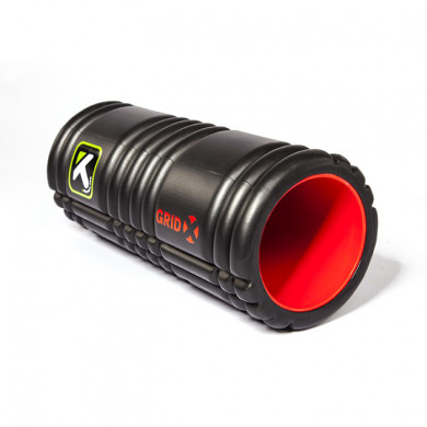 The GRID X, Trigger point foam roller (30 x 14 cm)