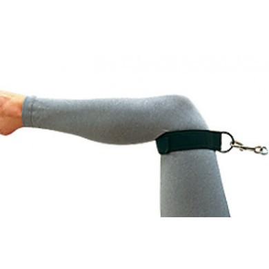 Justerbare Velcro Lårmanchetter, Par