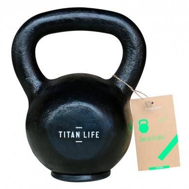 Titan LIFE Kettlebell (Støbejern)