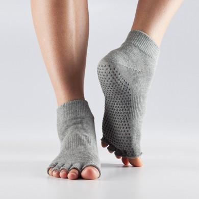 Half-toe ToeSox til Yoga & Pilates