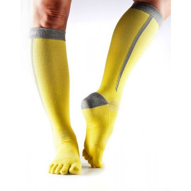 Toesox Zoe Sport Compression Knee High (Farvet)