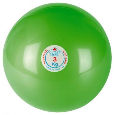 Trænings- og massagebold med vand