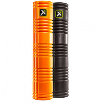 The GRID 2.0 foamroller (66 x 14 cm)