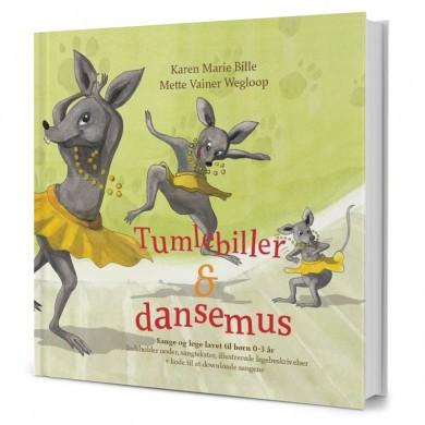 Tumlebiller & dansemus (Bog + Musik download)