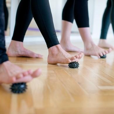 Workshop - Sunde fødder