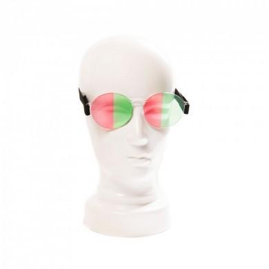 Farve Spectrum Halv-felt brille