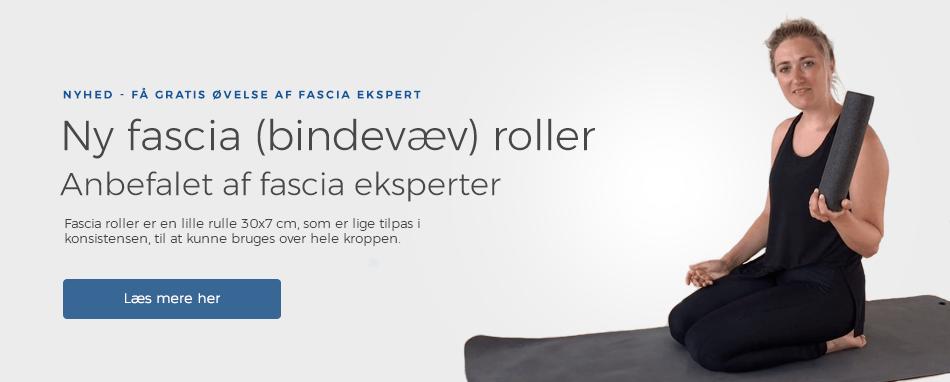 Forside - Fascia roller