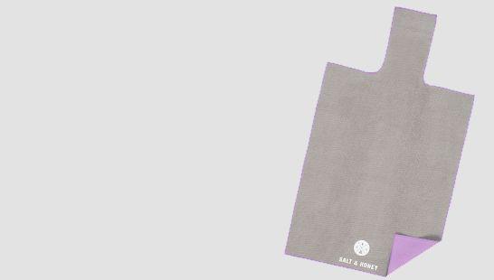 Forside banner - Lille - Bund - Pilates håndklæde