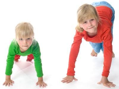 Aktiviteter og lege til børn - fra 3 år...