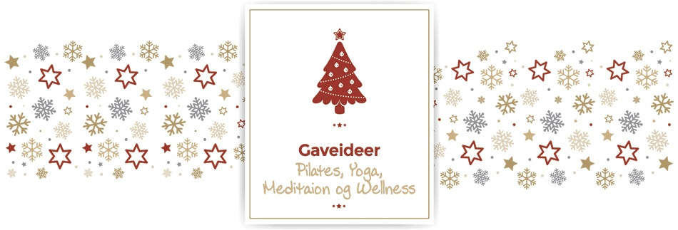 Julegaveideer, Pilates, Yoga, Meditation og Wellness