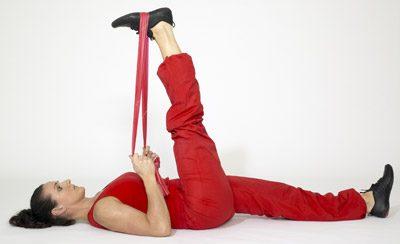 stræk ud øvelser ben