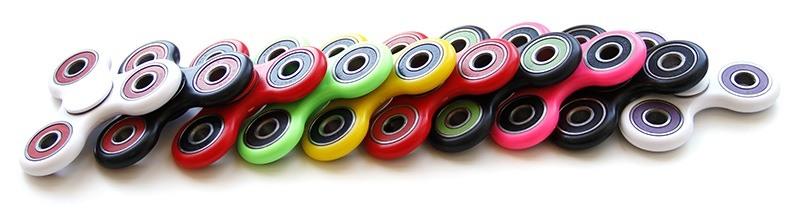 Den Intelligente Krop - Fidget Spinners